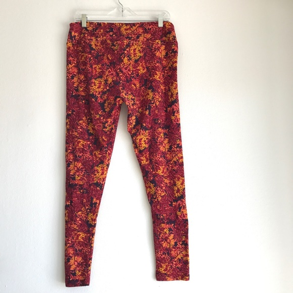 8fb9b6133f60db LuLaRoe Pants | Leggings Tall And Curvy Autumn Colors | Poshmark
